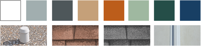Duro-Last Roofing Colors