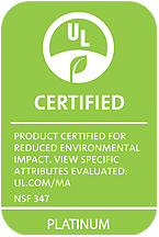 UL Platinum Certified