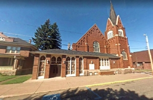 Salem Lutheran Church | Ironwood, MI Commercial + Industrial Roofing Project