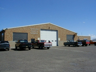 Bayfield County Highway Department | Washburn, WI Educational + Governmental Roofing Project