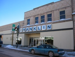 Ben Franklin | Ironwood, MI Commercial + Industrial Roofing Project