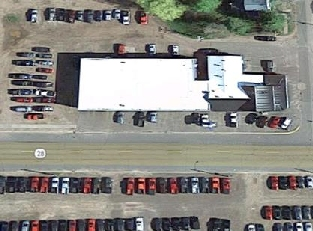 Big Valley Ford | Ewen, MI Commercial + Industrial Roofing Project