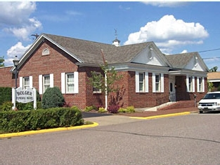 Bolger Funeral Home | Minocqua, WI Commercial + Industrial Roofing Project