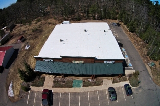 Eagle Cove Enterprises | Arbor Vitae, WI Commercial + Industrial Roofing Project
