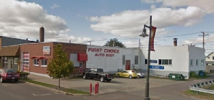 First Choice Auto Body | L'Anse, MI Commercial + Industrial Roofing Project