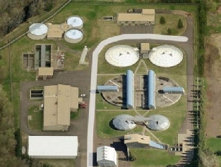 Gogebic Iron Wastewater Treatment | Ironwood, MI Commercial + Industrial Roofing Project