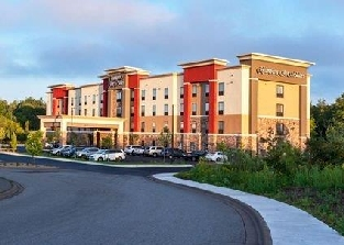 The Hampton Inn | Duluth, MN Commercial + Industrial Roofing Project