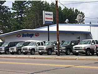 Heritage Chevrolet | Tomahawk, WI Commercial + Industrial Roofing Project