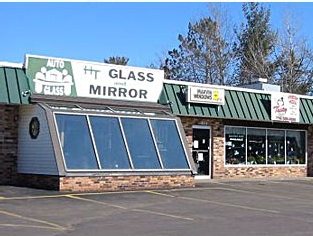 HT Glass and Mirror | Minocqua, WI Commercial + Industrial Roofing Project