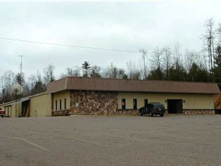 Island City Lanes & Lounge | Minocqua, WI Commercial + Industrial Roofing Project