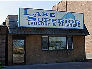 Lake Superior Cleaners | Ashland, WI Commercial + Industrial Roofing Project