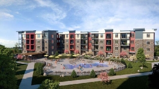 Market West Apartments | Middleton, WI Commercial + Industrial Roofing Project