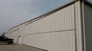 Middleton Airport Hangar | Middleton, WI Commercial + Industrial Roofing Project