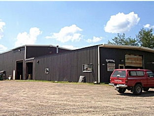 Nimsgern Steel Corporation | Minocqua, WI Commercial + Industrial Roofing Project