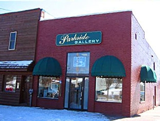 Parkside Gallery | Minocqua, WI Commercial + Industrial Roofing Project