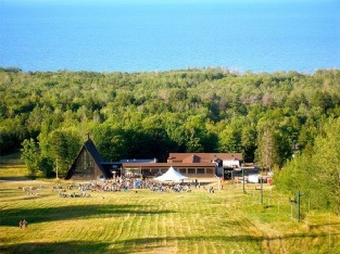 Porcupine Mountain Chalet | Silver City, MI Commercial + Industrial Roofing Project