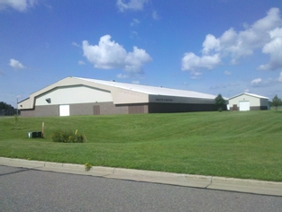 Smith Multi-Purpose Center | Merrill, WI Metal Building Roofing Project