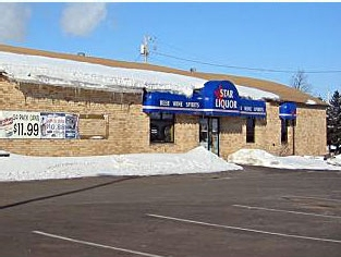 Star Liquor Store | Ashland, WI Commercial + Industrial Roofing Project