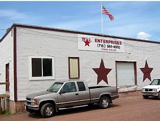 Star Enterprises | Hurley, WI Commercial + Industrial Roofing Project