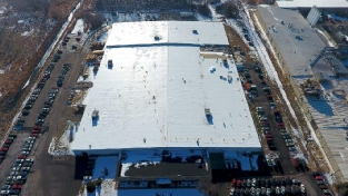 Therma-Stor | Madison, WI Commercial + Industrial Roofing Project