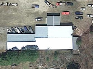 Toms Garage | Wabeno, WI Commercial + Industrial Roofing Project