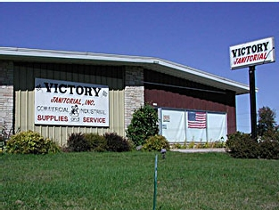Victory Janitorial | Rhinelander, WI Commercial + Industrial Roofing Project