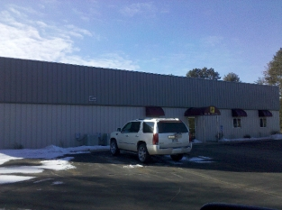 Hahn Printing Inc. | Eagle River, WI Commercial + Industrial Roofing Project