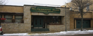 Hildebrand-Russ Funeral Home | Rhinelander, WI Commercial + Industrial Roofing Project