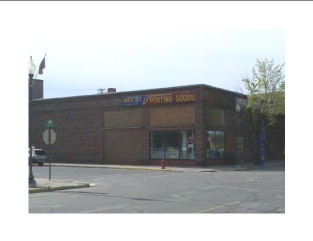 Mel's Sporting Goods | Rhinelander, WI Commercial + Industrial Roofing Project