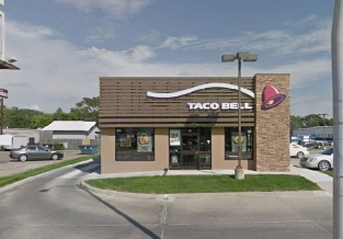 Taco Bell-South Sioux City,NE | South Sioux City, NE Restaurant Roofing Project