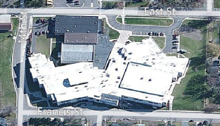 Osseo-Fairchild High School | Osseo, WI Educational + Governmental Roofing Project