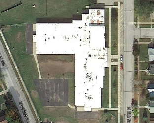 Webster Elementary | Escanaba, MI Educational + Governmental Roofing Project